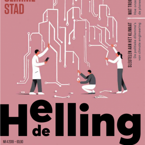 Cover de Helling 2019 Winter