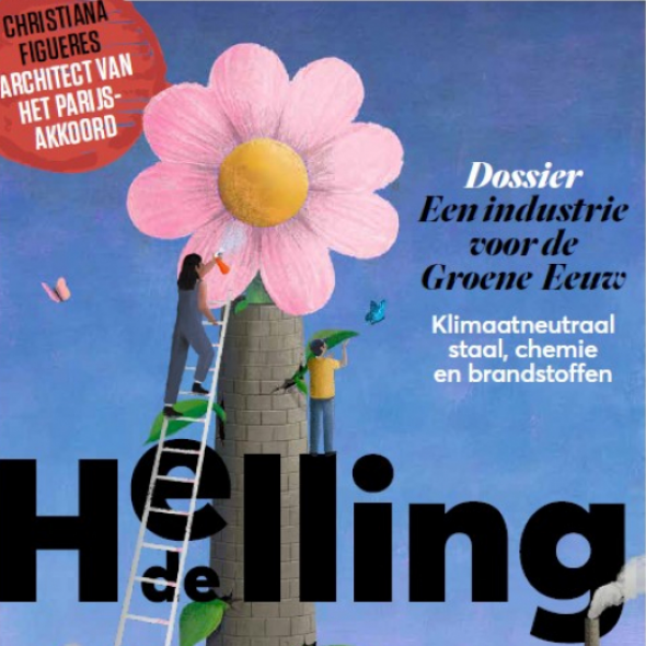 Cover de Helling 2020 Winter